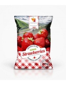 VEGEXPRESS FROZEN STRAWBERRIES