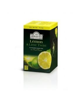 AHMAD TEA LEMON & LIME TWIST