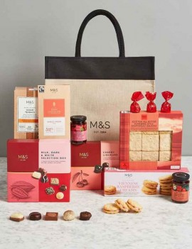 TREATS FROM M&S GIFT SELECTION
