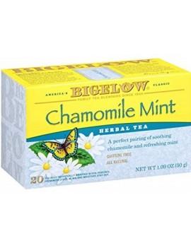 CHAMOMILE MINT TEA (HERBAL...