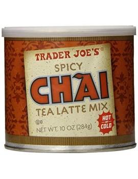 SPICY CHAI TEA LATTE MIX