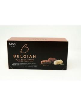 M&S BELGIAN MILK, DARK &...