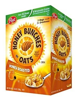 HONEY BUNCHES OF OATS,...