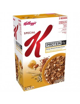 KELLOGGS SPECIAL HONEY...