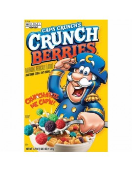 CAP'N CRUNCH'S CRUNCH BERRIES