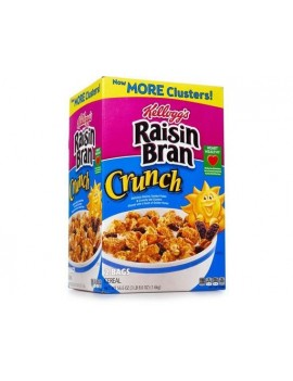 KELLOGGS RAISIN BRAN CRUNCH