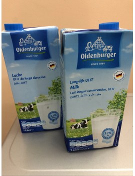 Olden Burger UHT Milk 1L