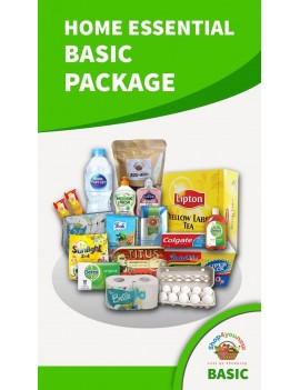 HOME ESSENTIAL BASIC PACKAGE