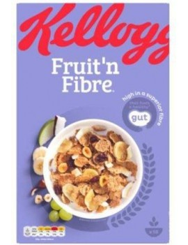 KELLOGG'S FRUIT'N FIBRE CEREAL