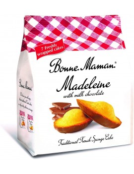 BONNE MAMAN MILK CHOCOLATE...