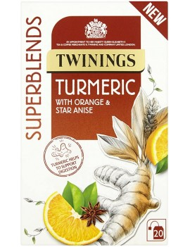 TWININGS TUMERIC WITH...